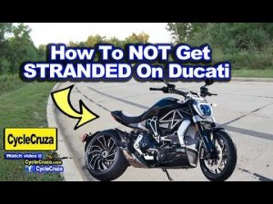 Starting a Ducati XDiavel Without Key Fob - How To NOT Get